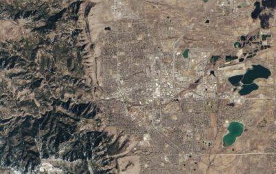 Jual Citra Satelit Landsat